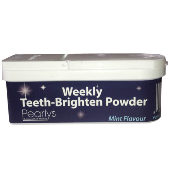 Pearlys Teeth Brightening Powder