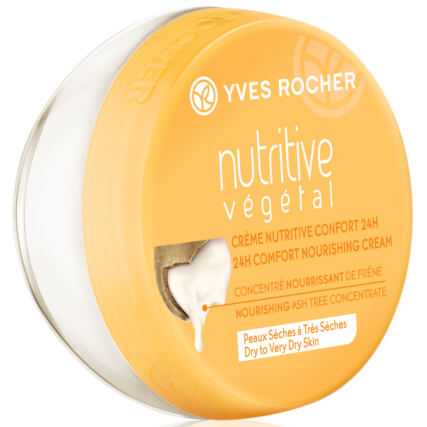 Yves Rocher Nutritive Vegetal Skin Cream