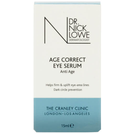 Dr Nick Lowe Age Correct Eye Serum