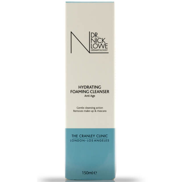 Dr Nick Lowe Hydrating Foaming Cleanser