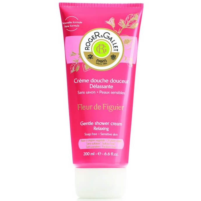 Roger & Gallet Fleur de Figuier Shower Cream