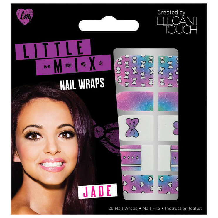Elegant Touch Little Mix Nail Wraps