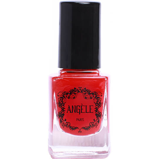 Angele Paris Red Nail Lacquer
