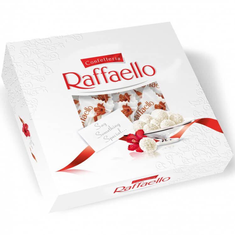 Raffaello Almond Coconut Treat