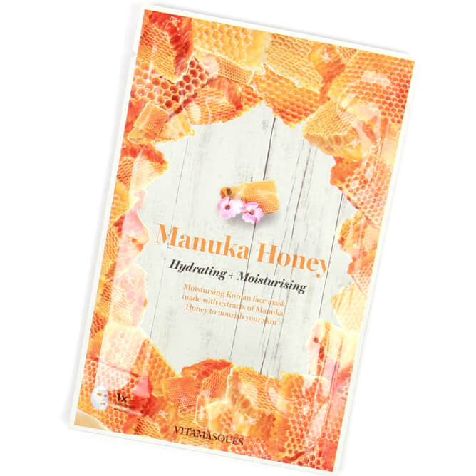 VITAMASQUES Manuka Honey Sheet Mask