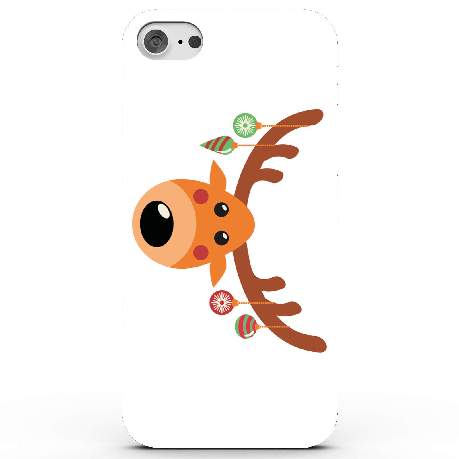 Reindeer Phone Case for iPhone & Android - 4 Colours