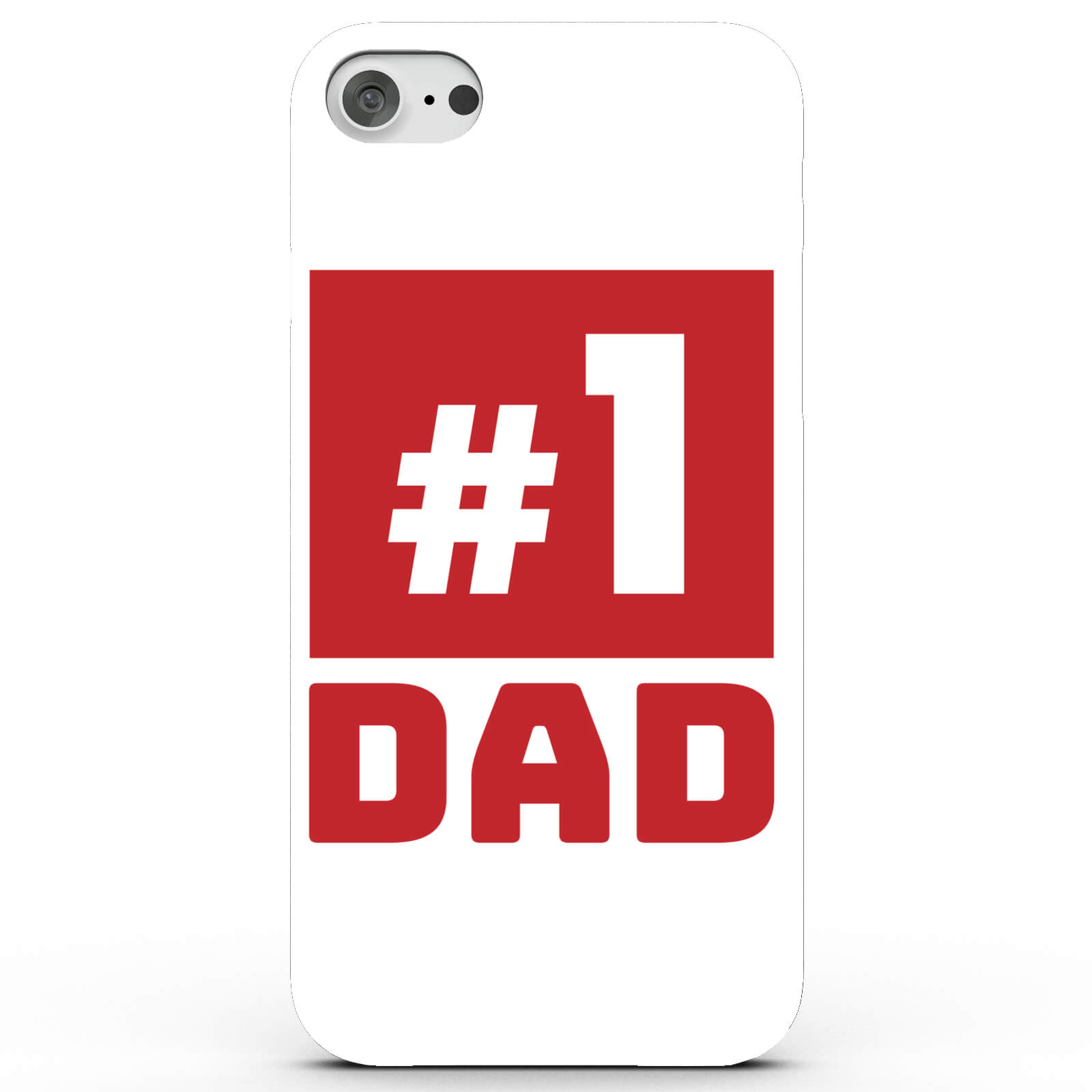 Number One Dad Phone Case for iPhone & Android - 4 Colours