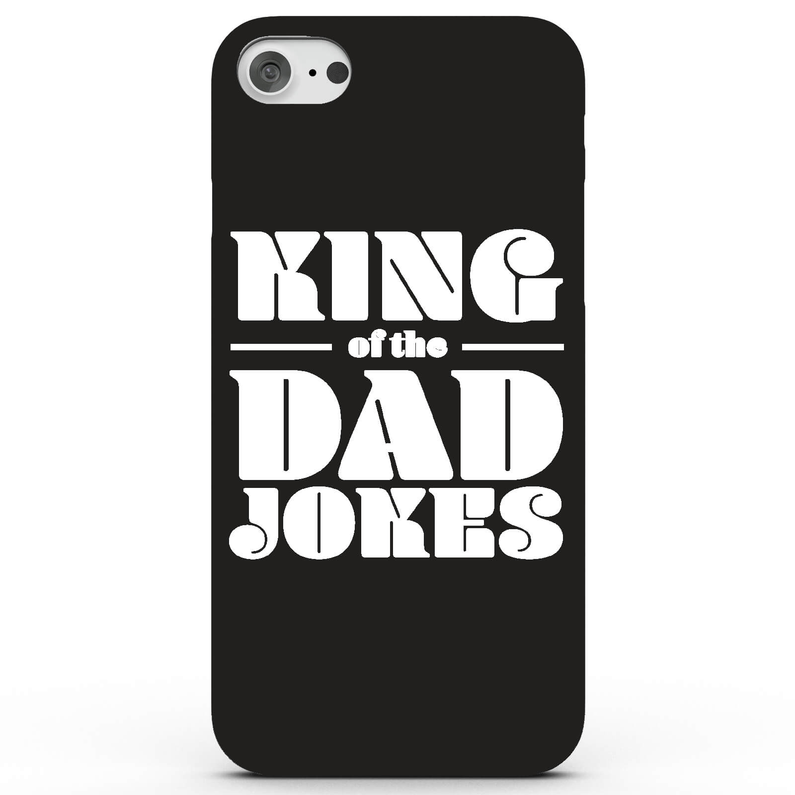 King of the Dad Jokes Phone Case for iPhone & Android - 4 Colours