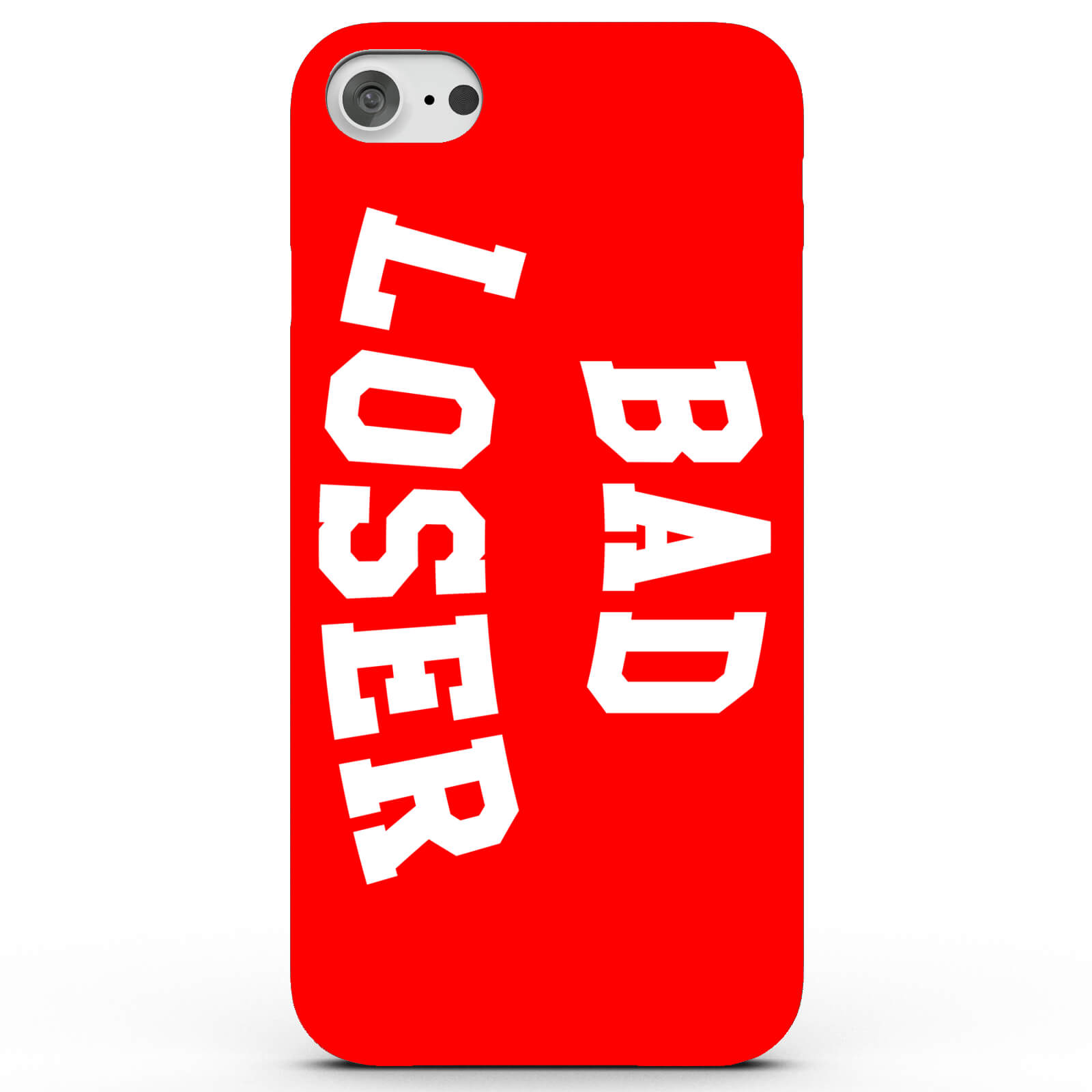 Coque iPhone & Android Bad Loser - 4 Couleurs