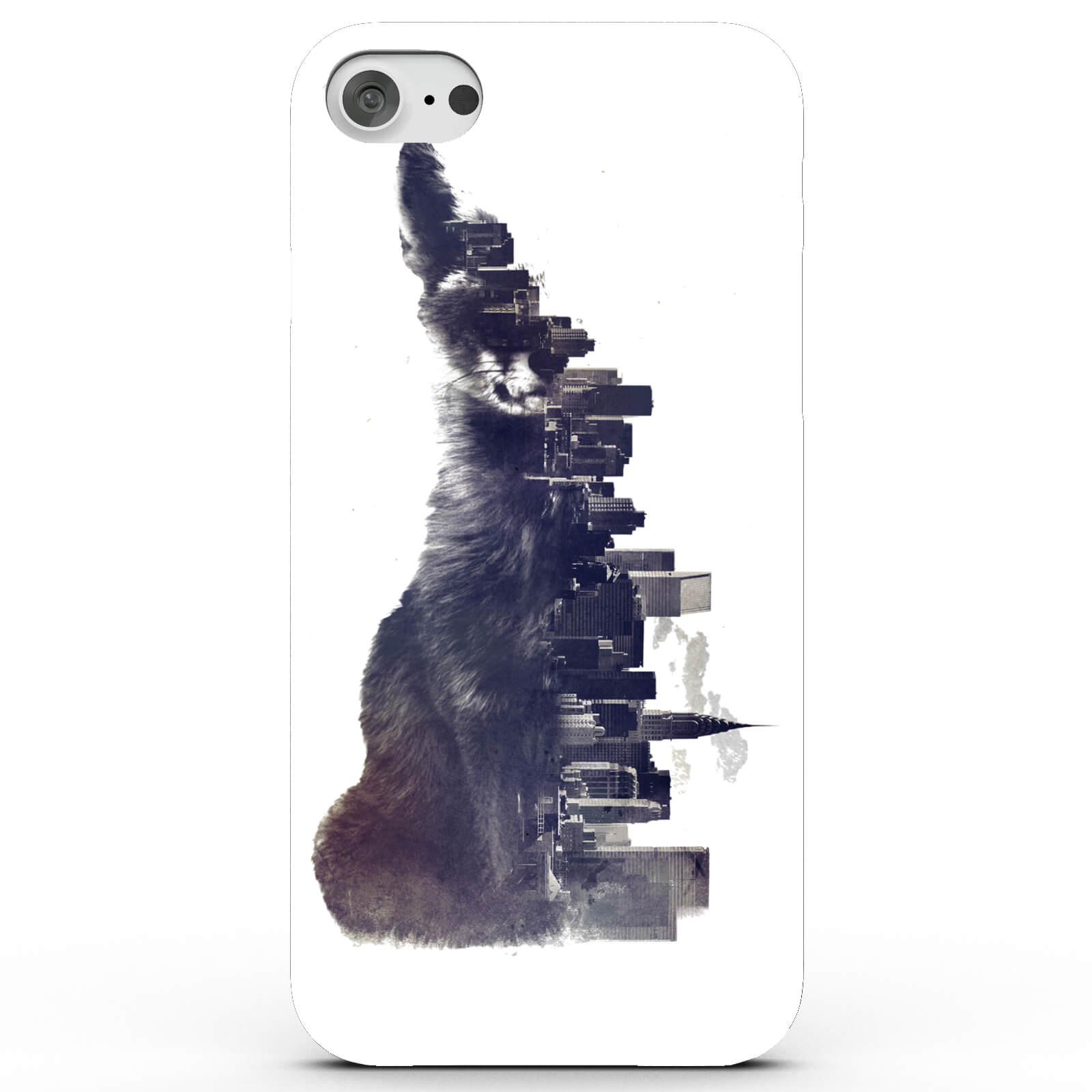 Fox From the City Phone Case for iPhone & Android - 4 Colours
