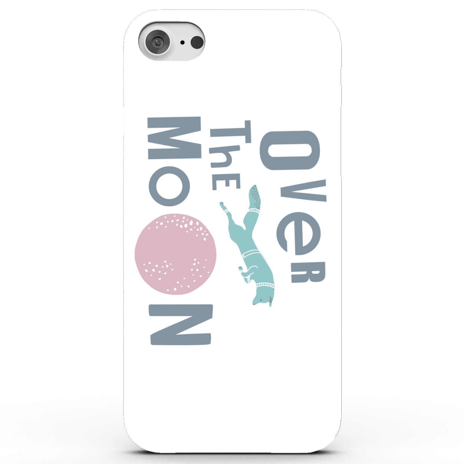 Over the Moon Phone Case for iPhone & Android - 4 Colours
