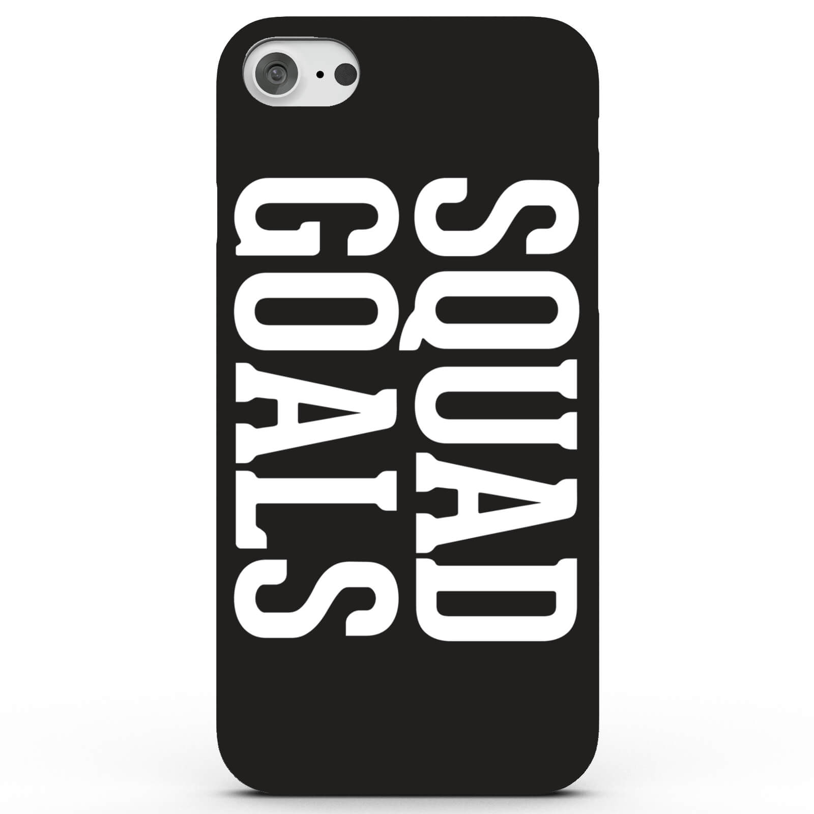 Coque iPhone & Android Squad Goals - 4 Couleurs
