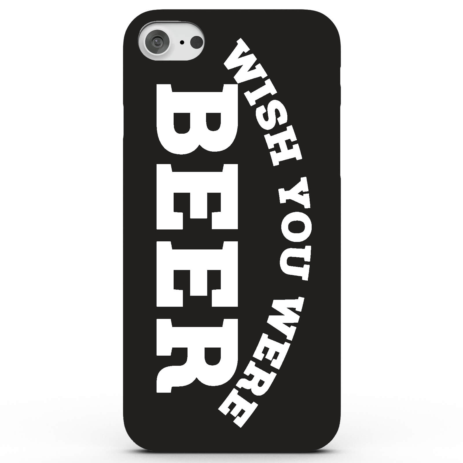 Beershield Wish You Were Beer Phone Case for iPhone & Android - 4 Colours
