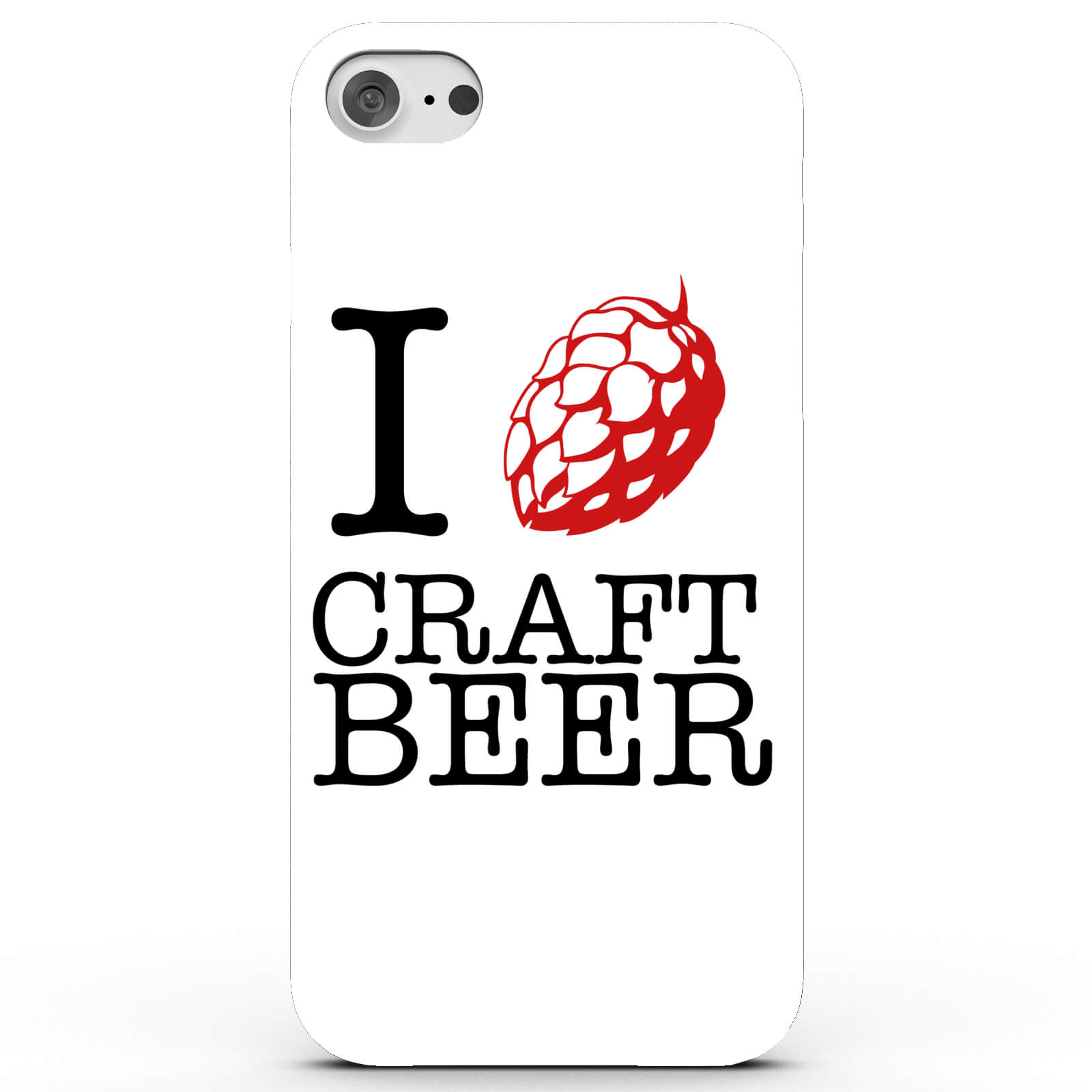 Beershield I Hop Craft Beer Phone Case for iPhone & Android - 4 Colours