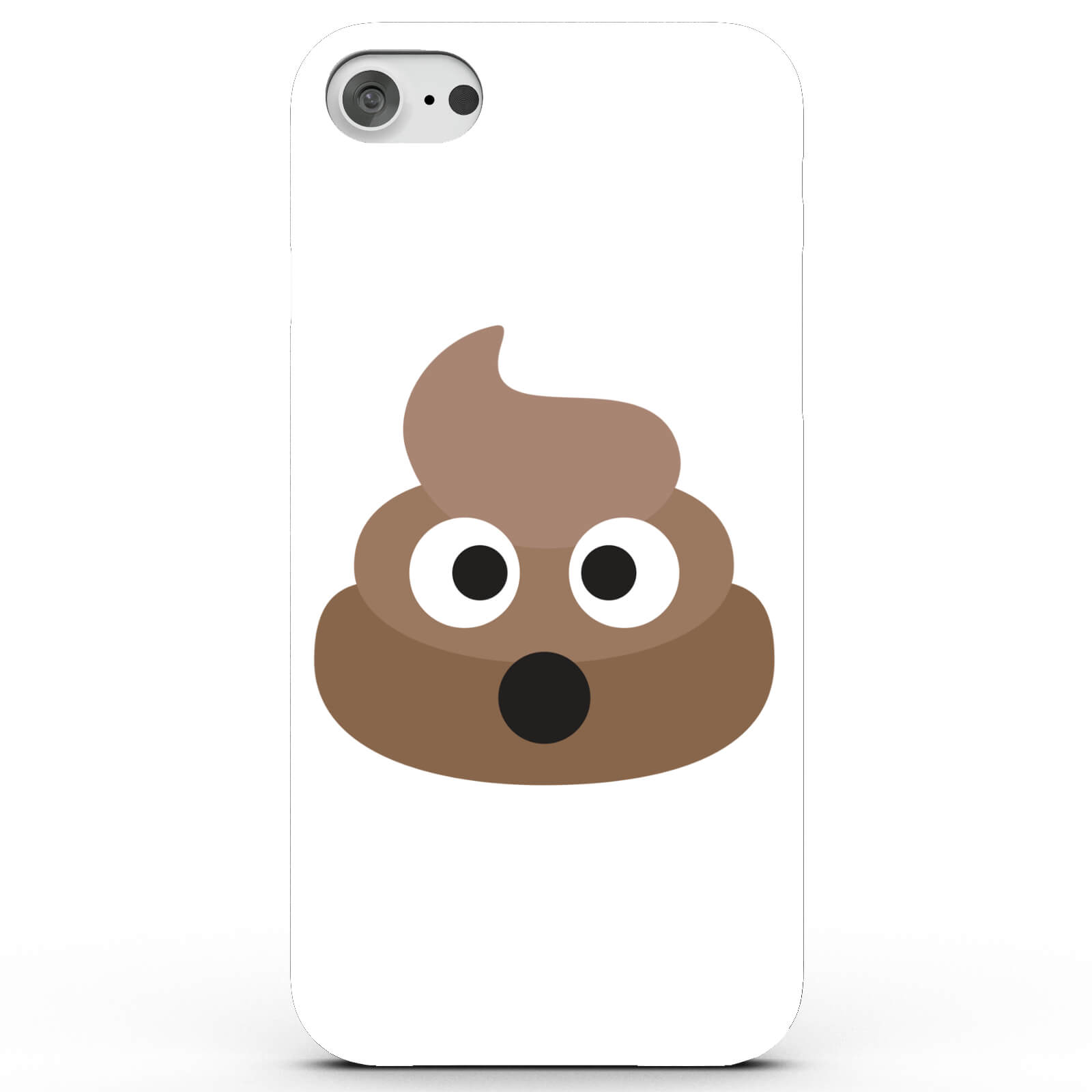 Emoji Poo Phone Case for iPhone & Android - 4 Colours