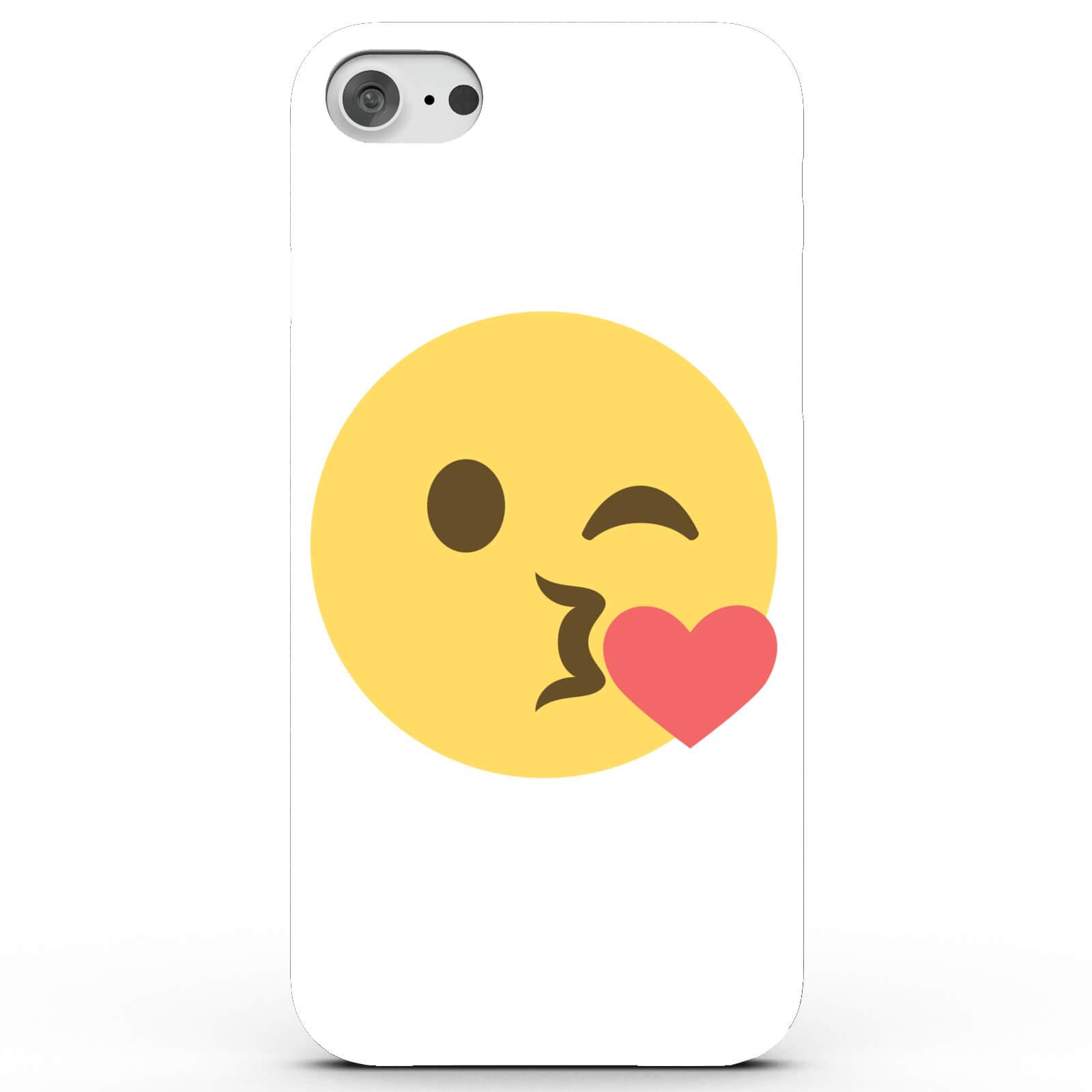 Coque Iphone Android Emoji Bisou Cœur 4 Couleurs Electronics Fr