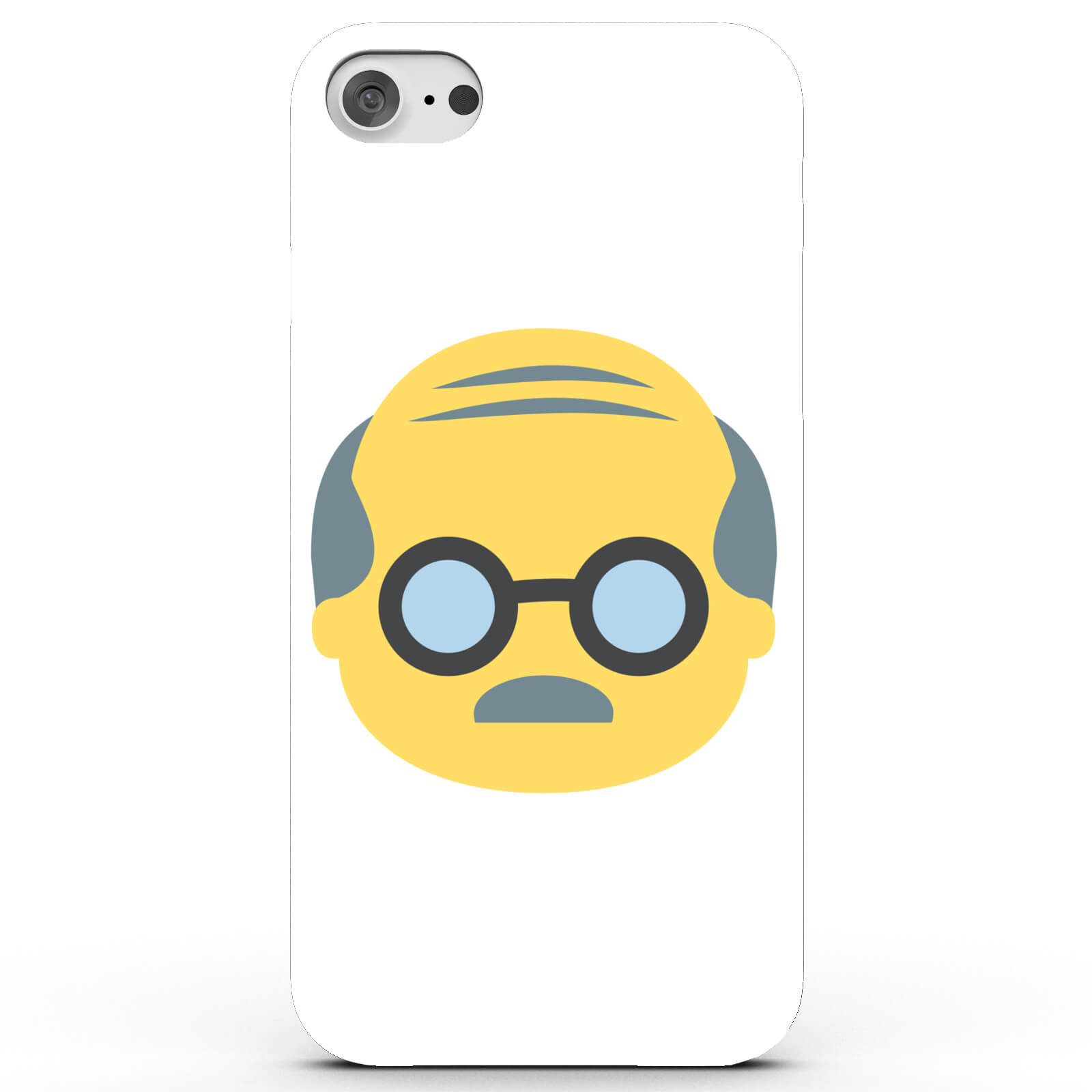 Coque iPhone & Android Emoji Papy - 4 Couleurs