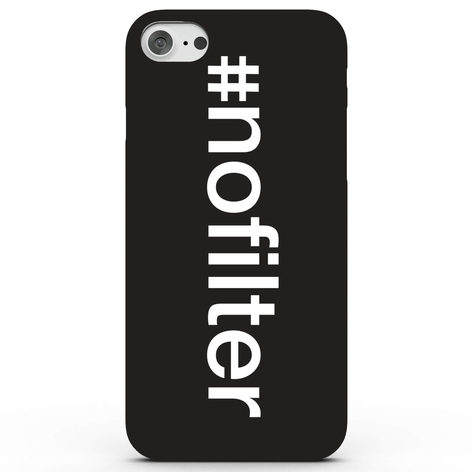 Hash Tag No Filter Phone Case for iPhone & Android - 4 Colours