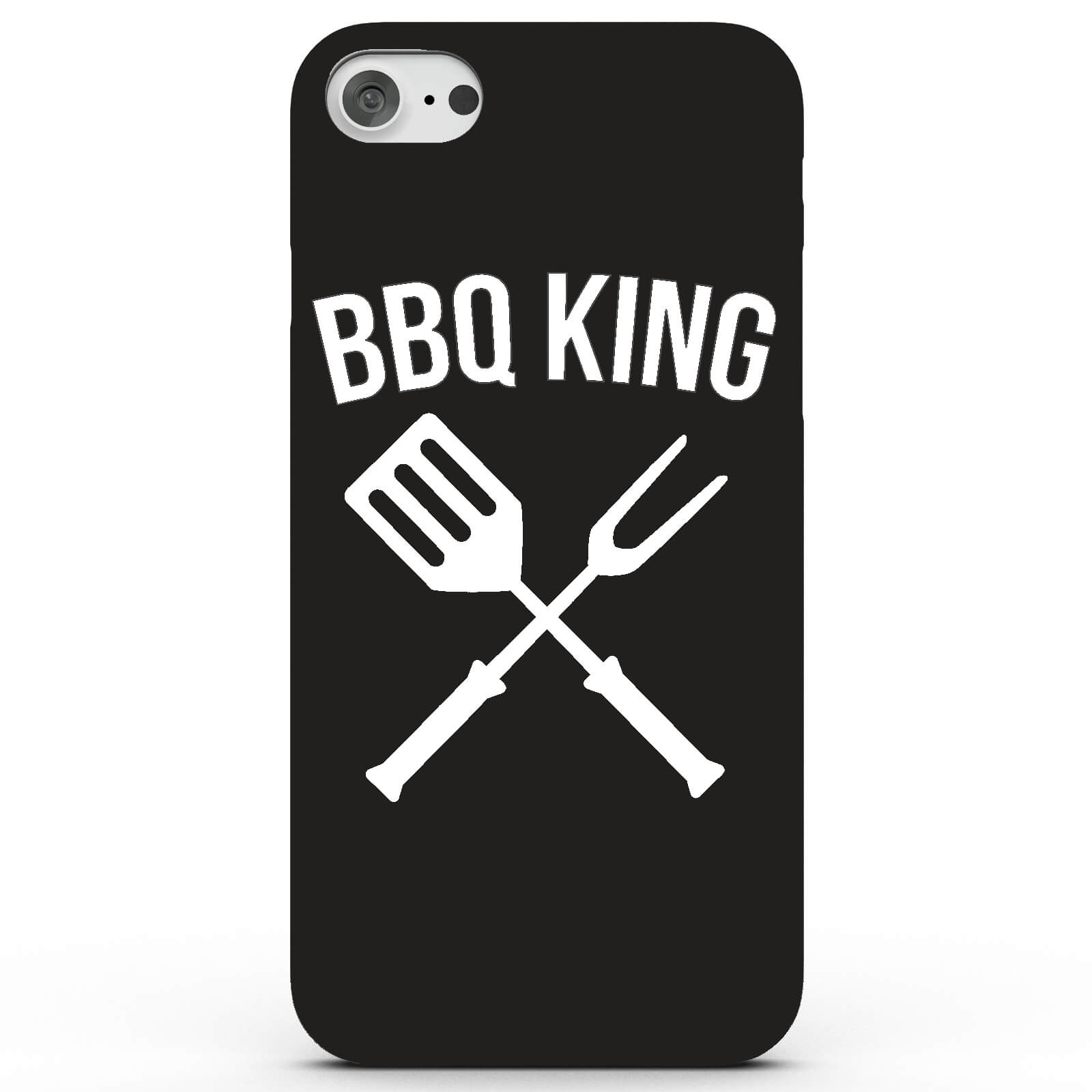 Coque iPhone & Android BBQ King - 4 Couleurs