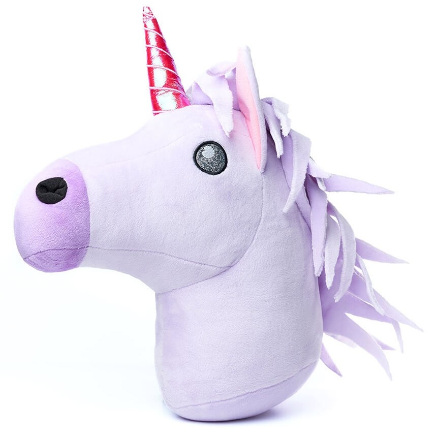 Emoji Cushion - Unicorn