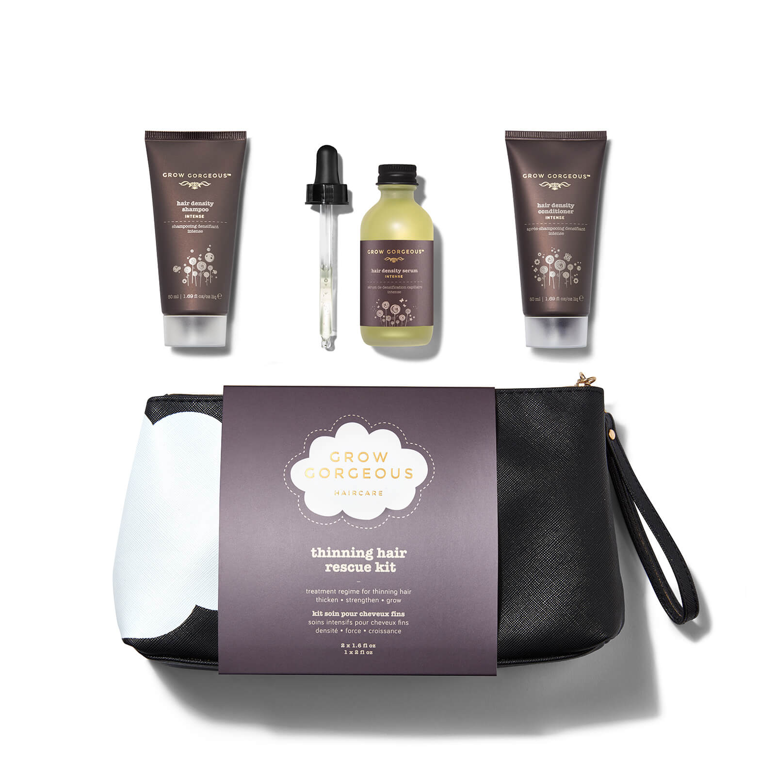 Thinning Hair Rescue Kit (Worth $82)