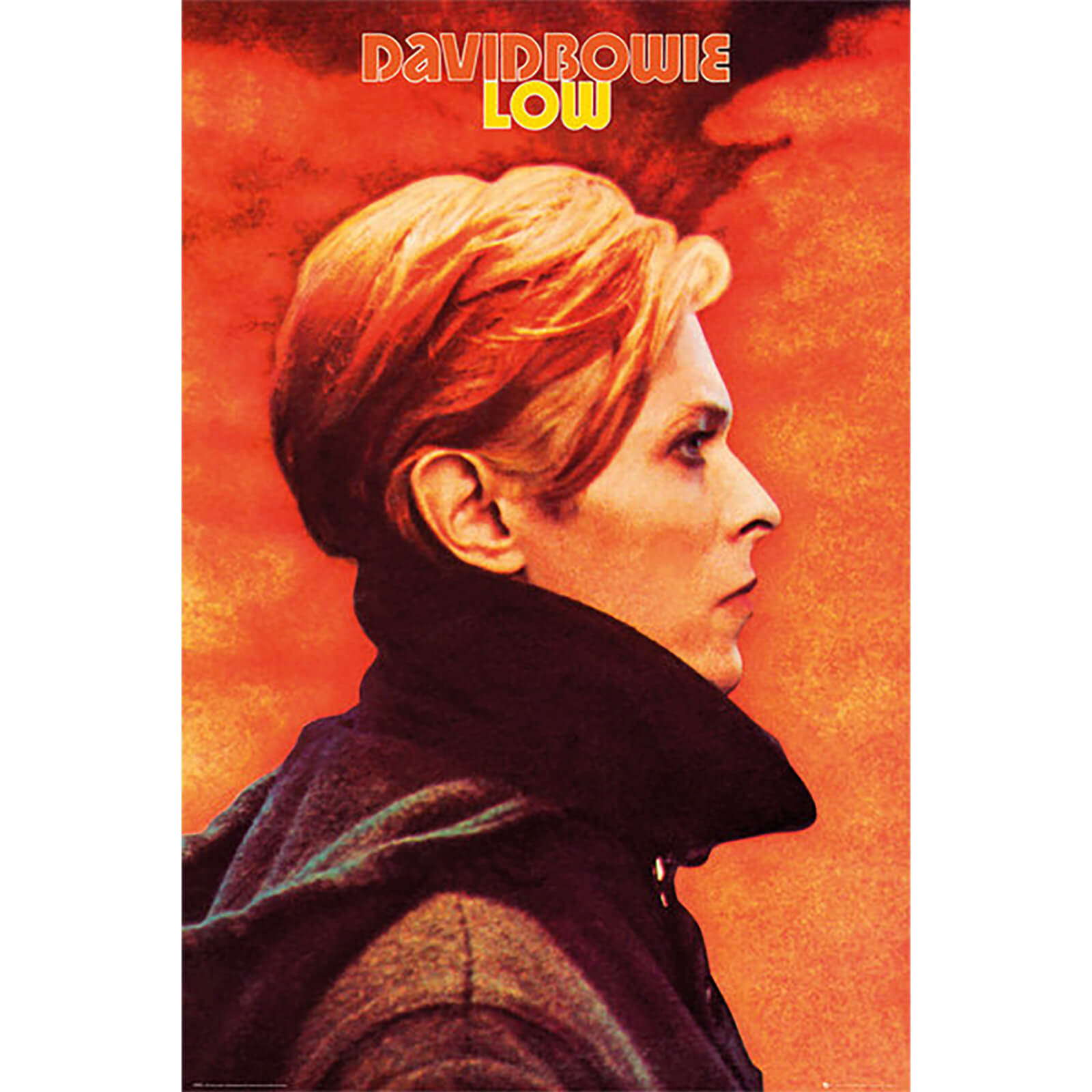 David Bowie Low - 61 x 91.5cm Maxi Poster