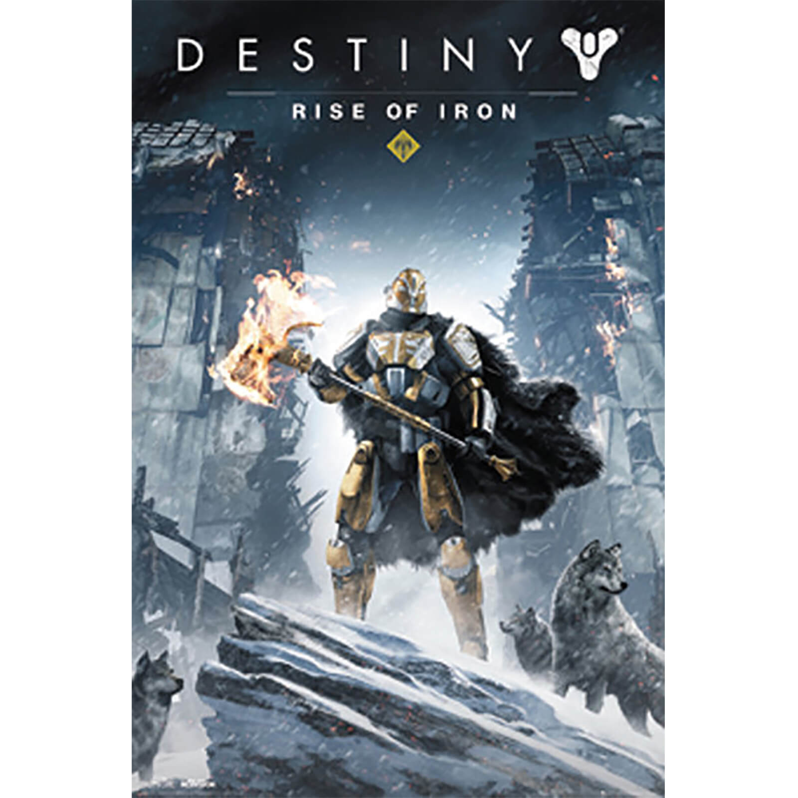 Destiny Rise of Iron - 61 x 91.5cm Maxi Poster