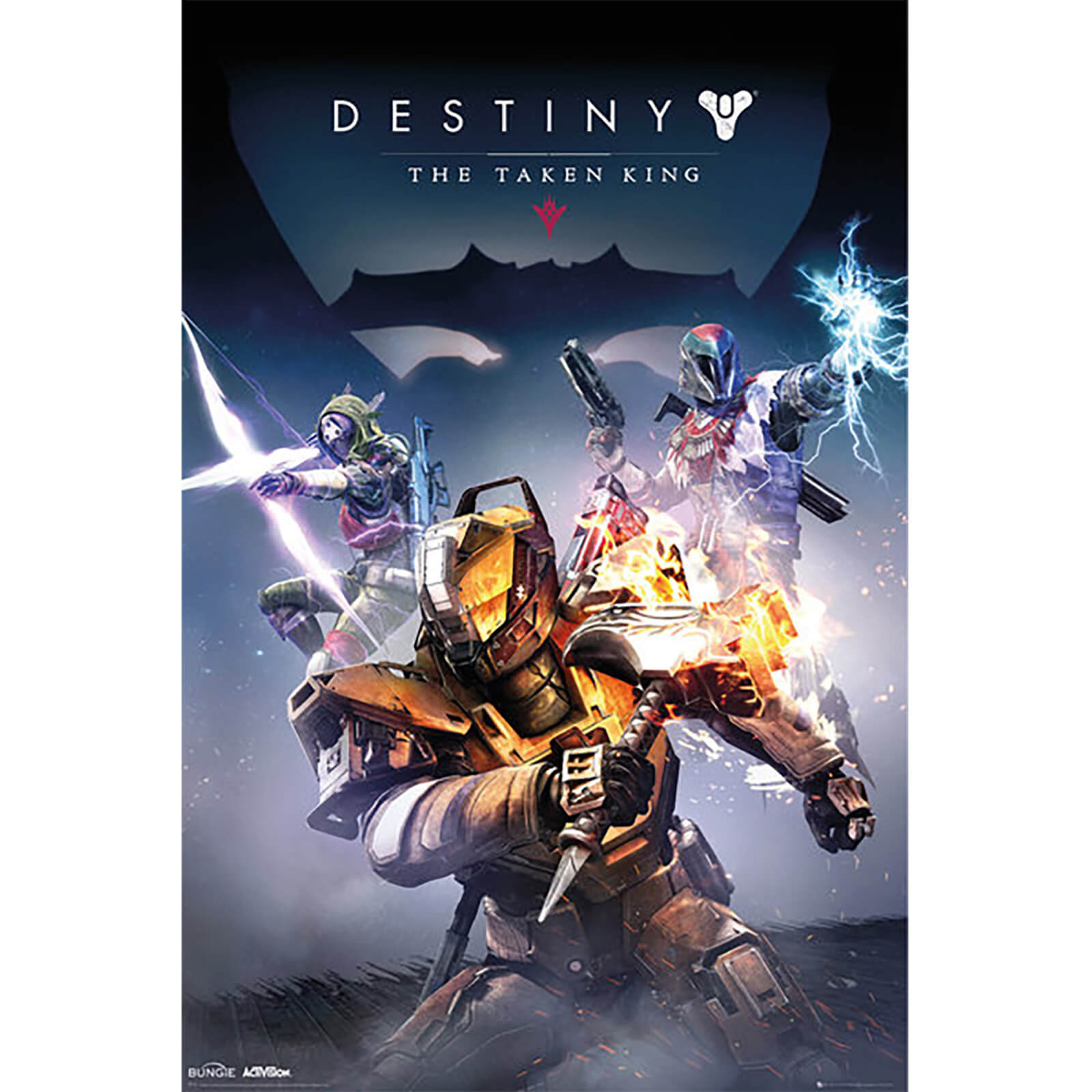 Destiny Taken King - 61 x 91.5cm Maxi Poster