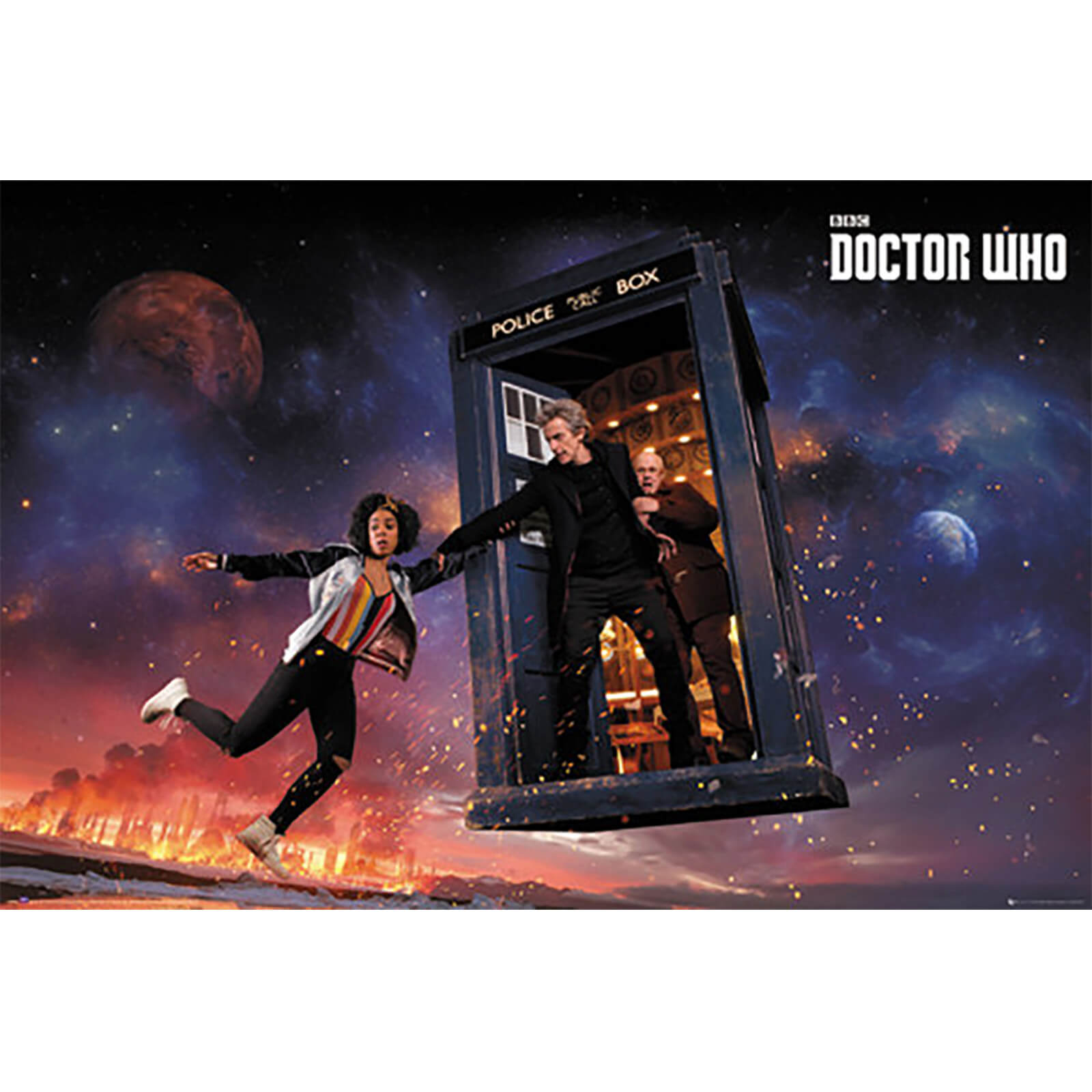 Doctor Who: Season 10 Iconic - 61 x 91.5cm Maxi Poster