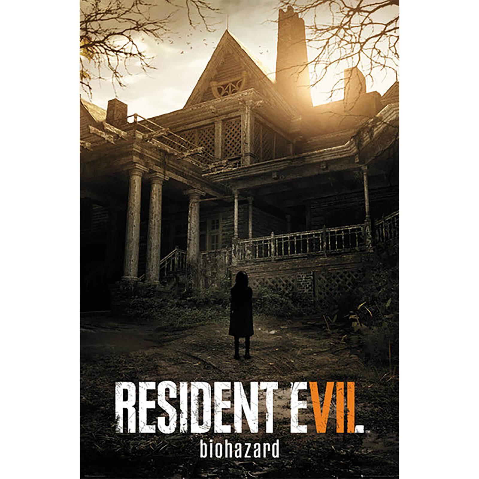 Resident Evil 7 Key Art - 61 x 91 5cm Maxi Poster