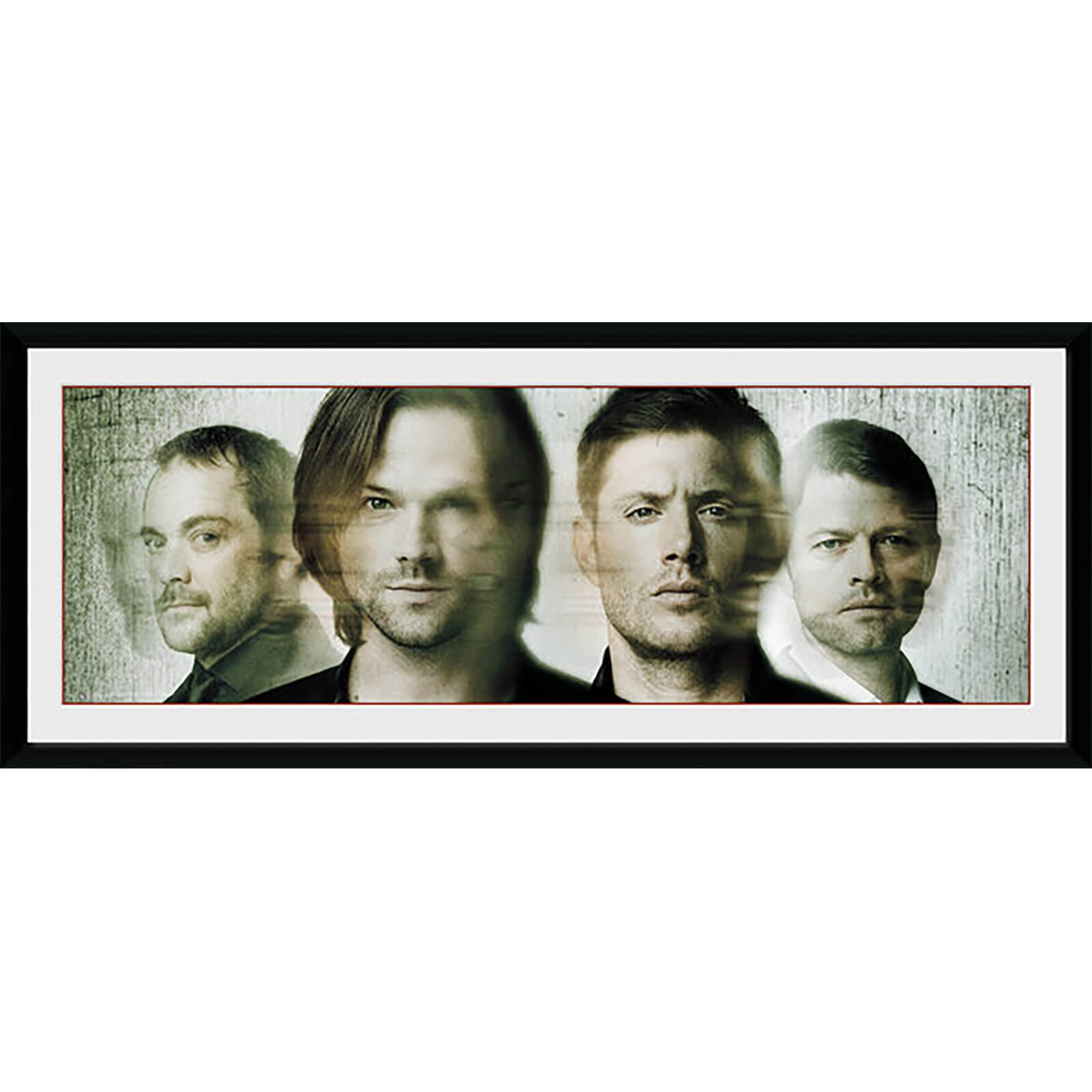 Supernatural Group - 30 x 12 Inches Framed Photograph