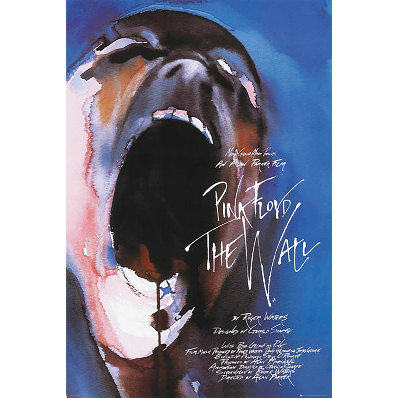 The Wall Film - 61 x 91.5cm Maxi Poster