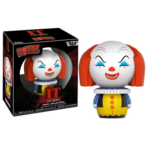 IT Pennywise The Dancing Clown Dorbz Vinyl Figure