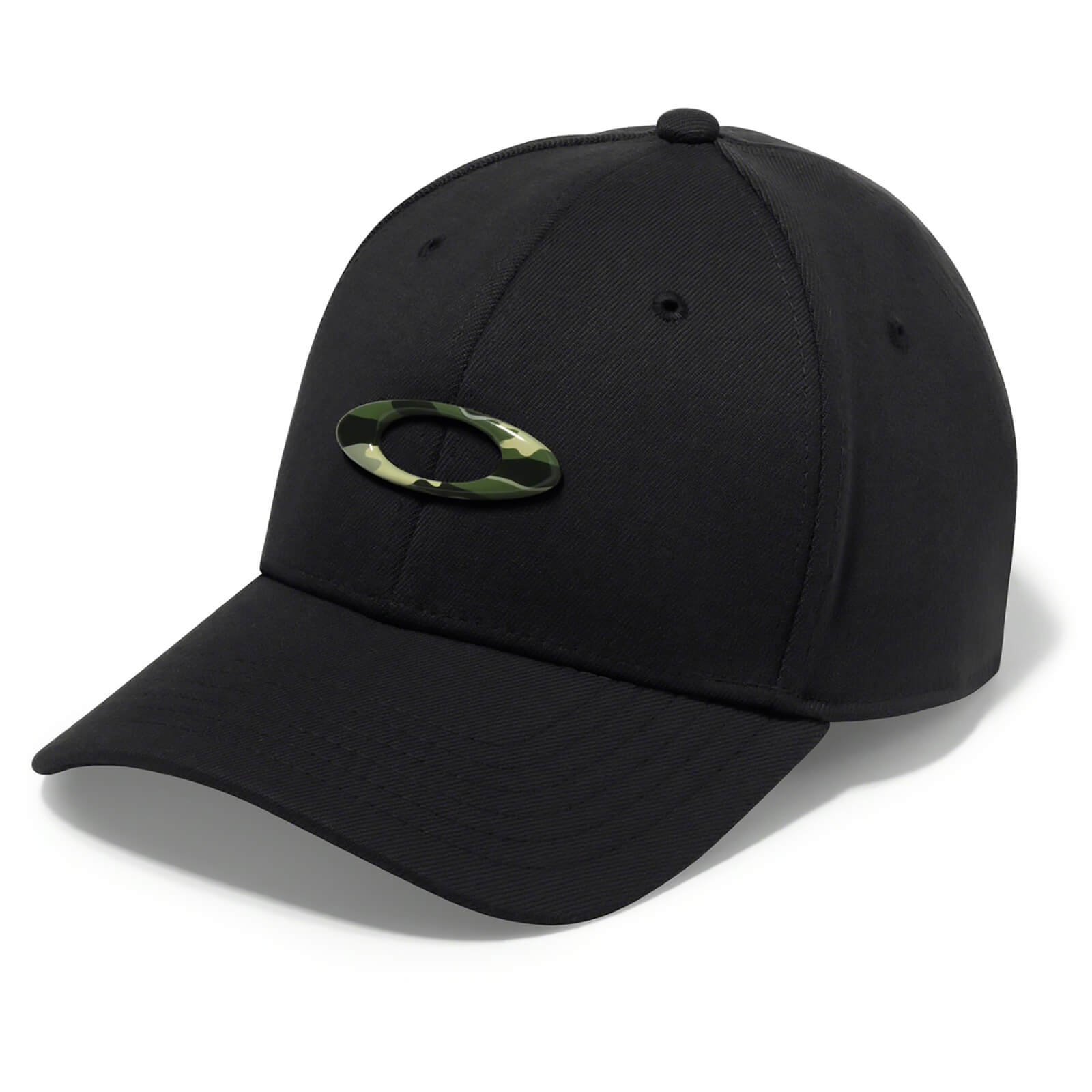 Oakley Tincan Cap - Black/Green | Headwear
