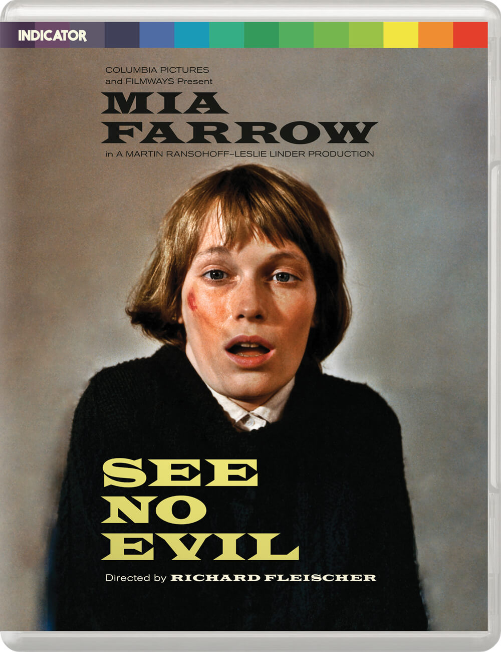See No Evil (Dual Format Limited Edition)