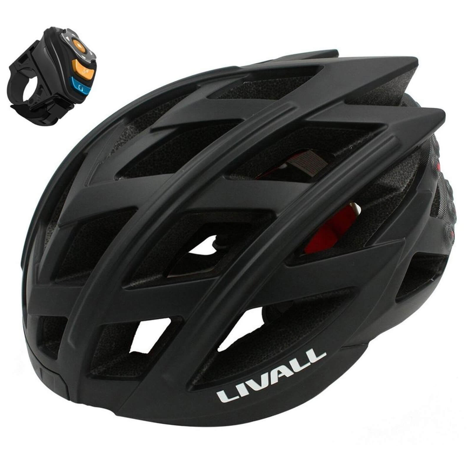 Livall Bluetooth Smart Cycling Helmet and Controller