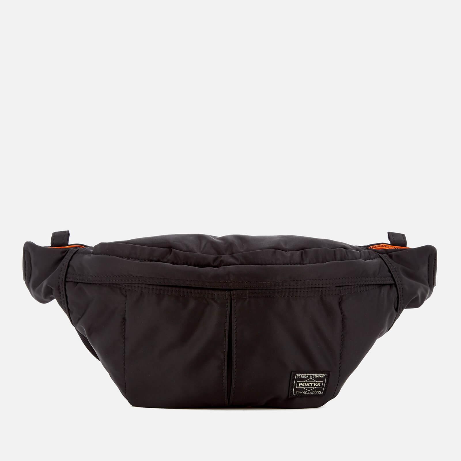 a958c0afd3 Men s Tanker Waist Bag - Black Porter-Yoshida   Co. Men s Tanker Waist Bag  - Black