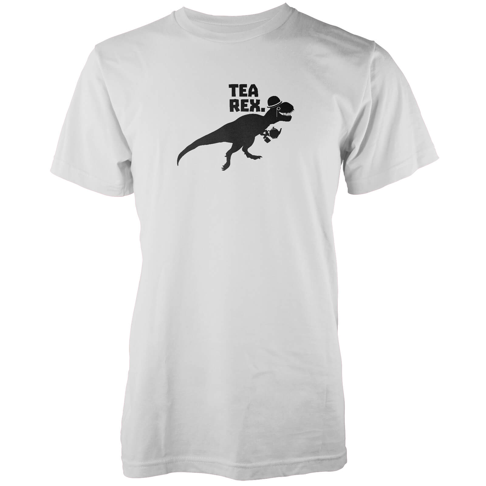 Tea Rex White T-Shirt
