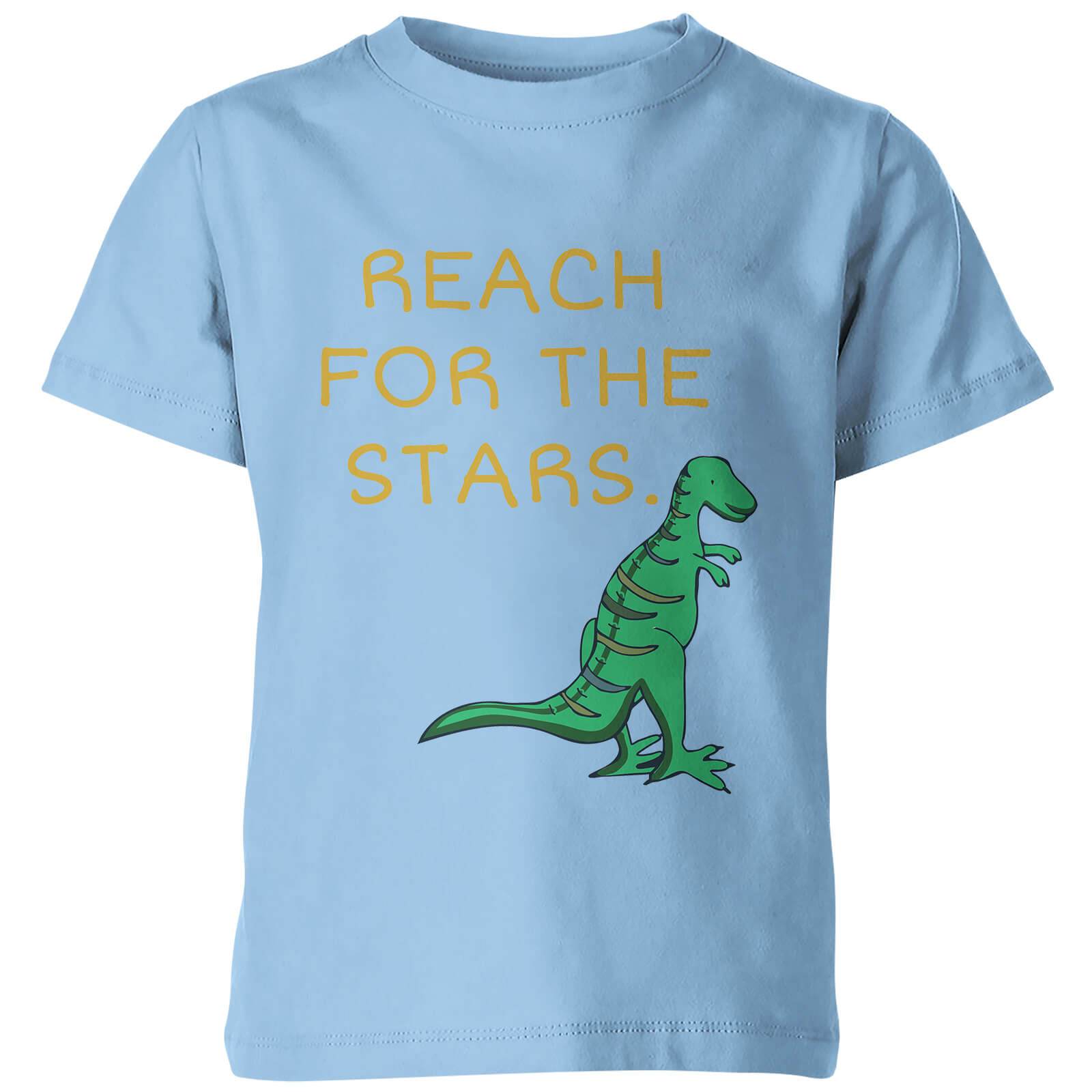 My Little Rascal Dinosaur Reach For The Stars Kids