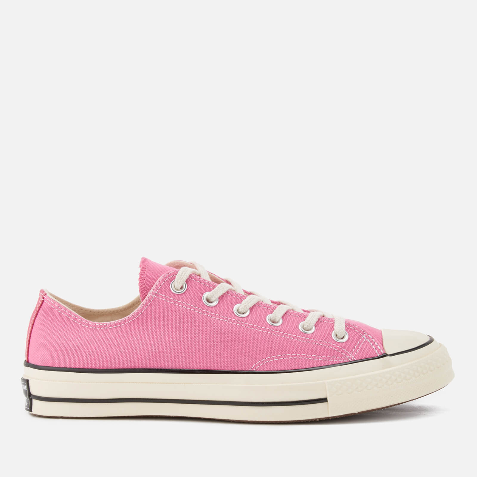 4c174a5e6d8 Converse Chuck Taylor All Star  70 Ox Trainers - Chateau Rose Egret Black -  Free UK Delivery over £50