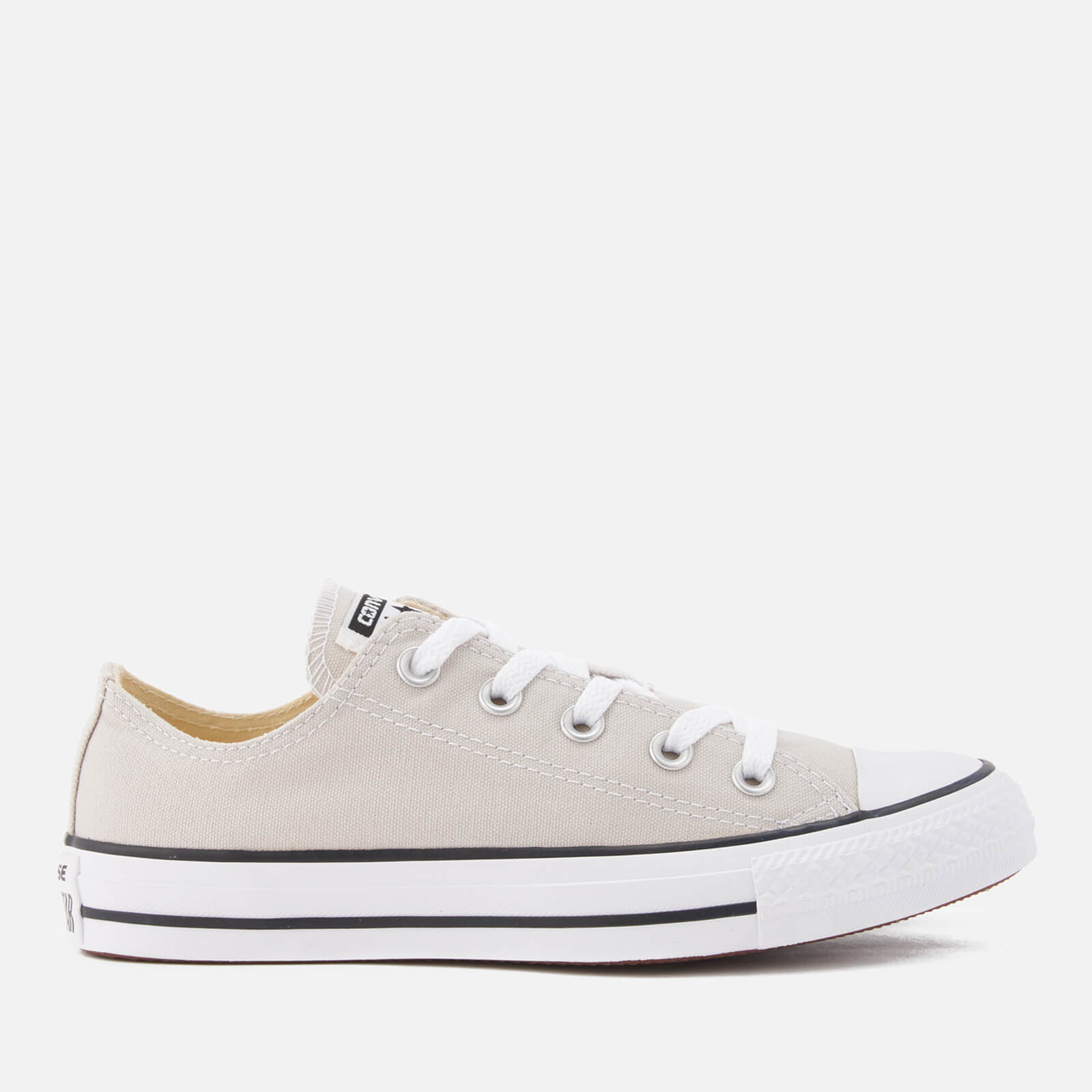 0d812509434f Converse Women s Chuck Taylor All Star Ox Trainers - Pale Putty - Free UK  Delivery over £50