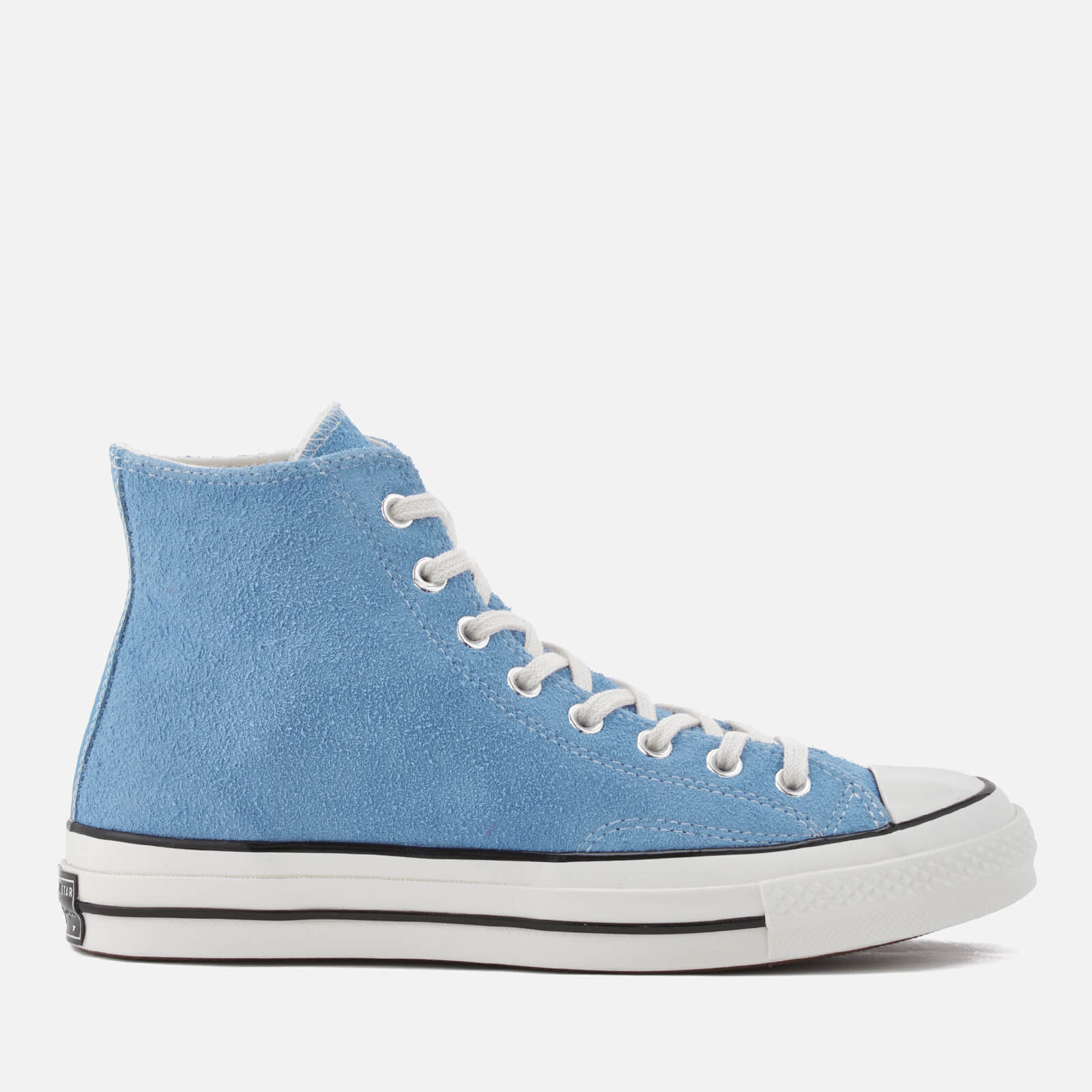 cbdd5cde1c3b9e Converse Men s Chuck Taylor All Star 70 Hi-Top Trainers - Pioneer Blue Egret Egret  - Free UK Delivery over £50