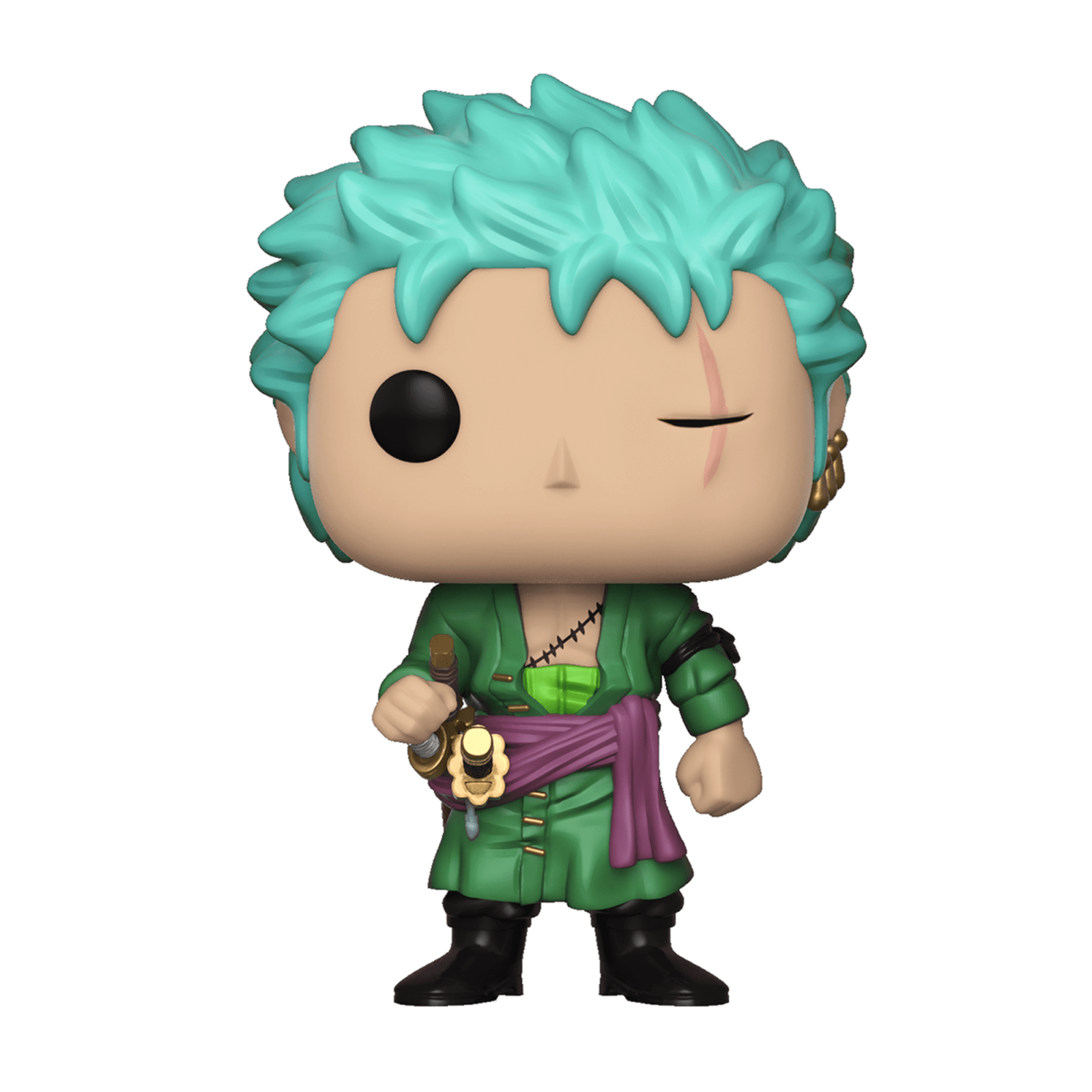 One Piece Zoro Pop Vinyl Figure Pop In A Box Us