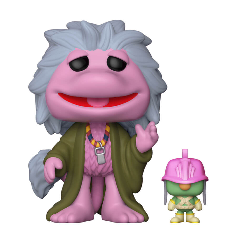 Fraggle Rock Mokey Pop! Vinyl Figure with Doozer