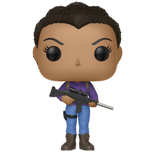 The Walking Dead Sasha Pop! Vinyl Figure