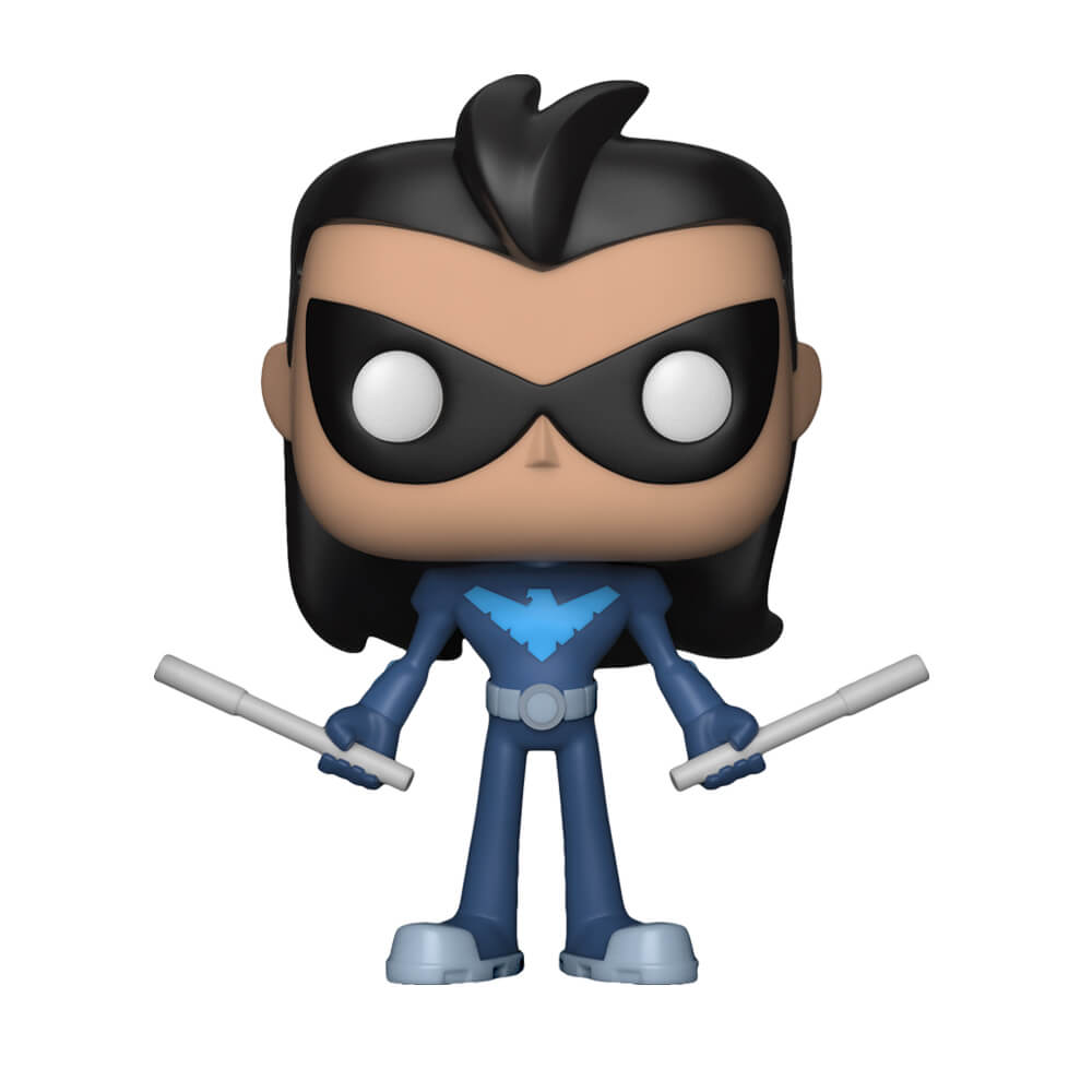 Teen Titans Go! Robin as Nightwing Pop! Vinyl Figure