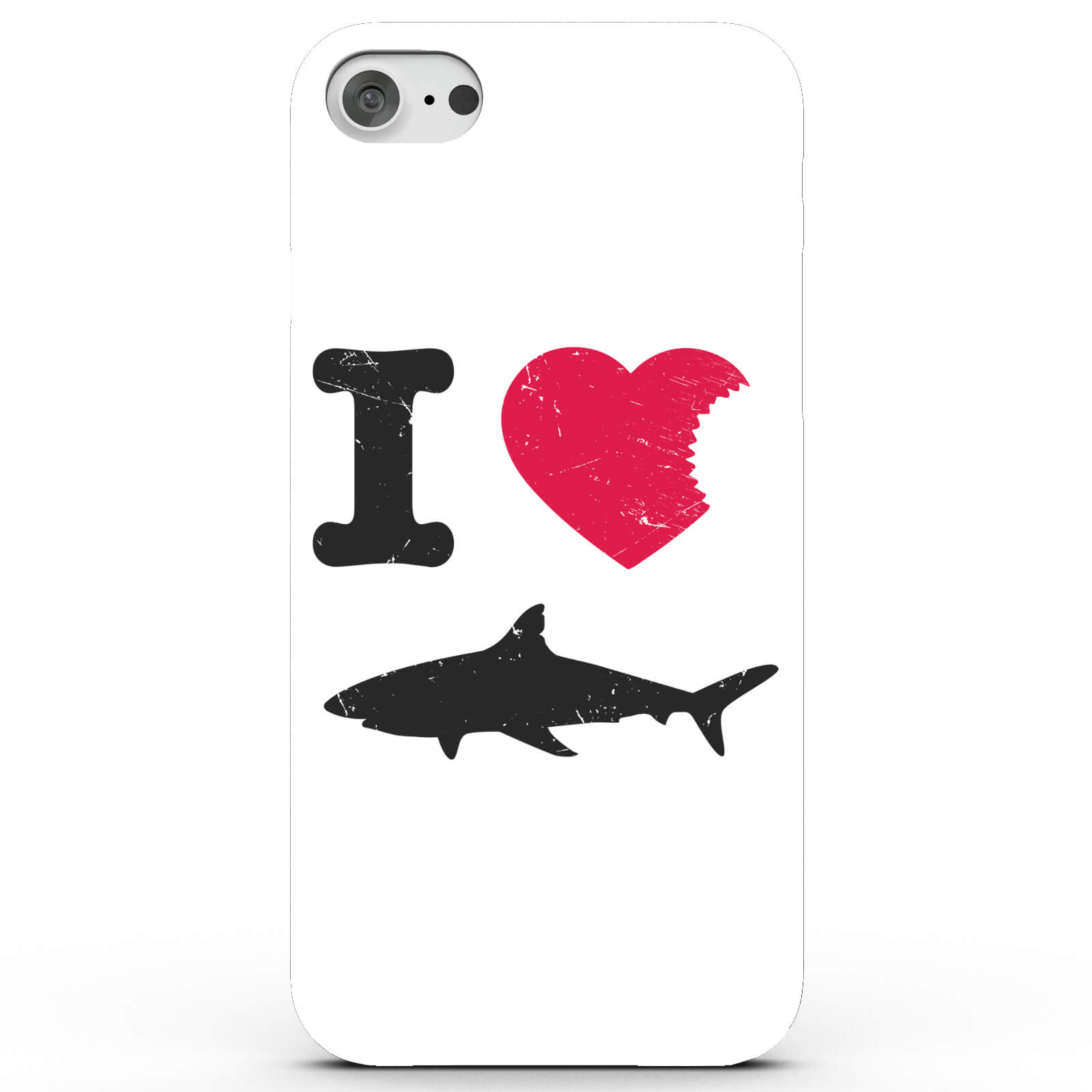 I Heart Sharks Phone Case for iPhone & Android
