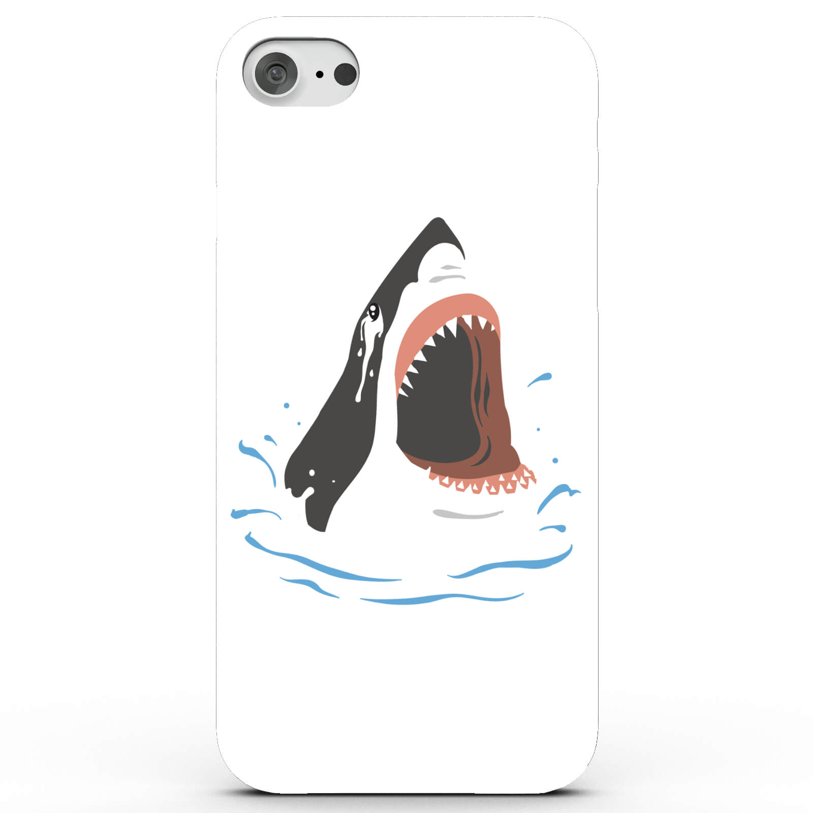 Nobody Understands Me Shark Phone Case for iPhone & Android