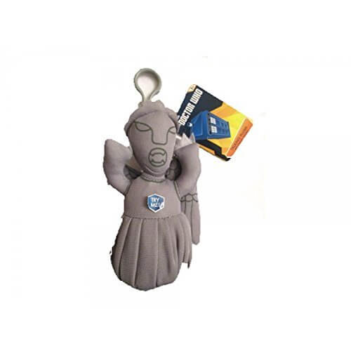 Dr Who Plush Keychain (sound)