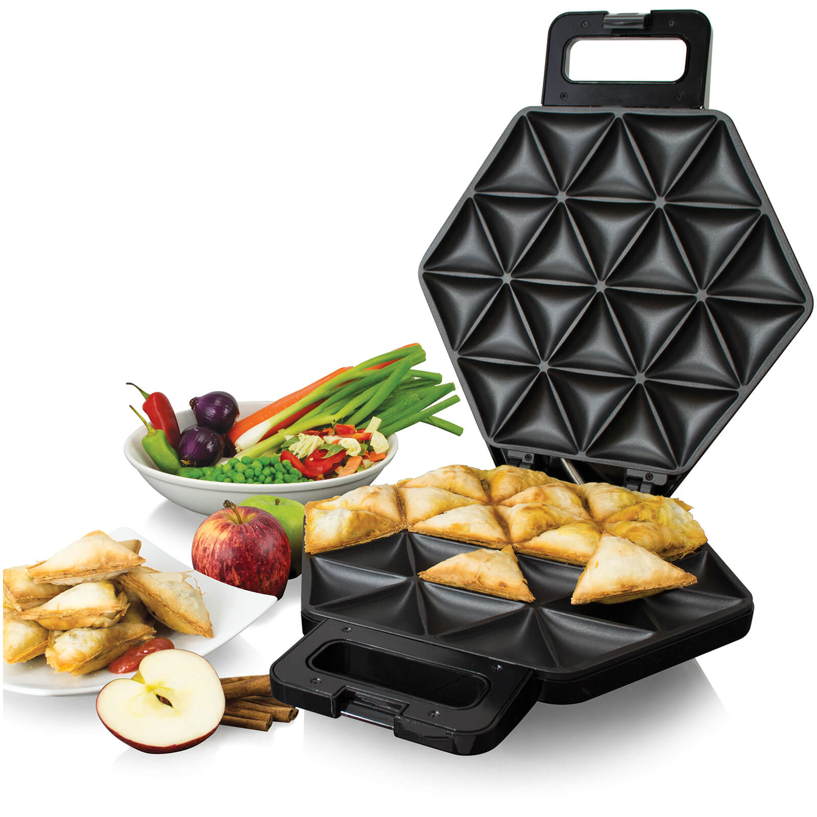 SMART Samosa Maker - Black